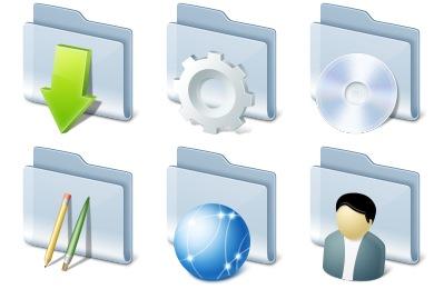 Eko Folders Icons