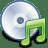 Drives Audio Cd icon