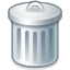 Desktop RecycleBin Empty icon