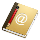 Applic Address Book icon