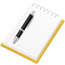 Applic Notepad icon