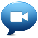 Applic iChat icon