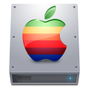 Disk HDD Apple icon