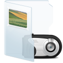 Folder Light Pictures icon
