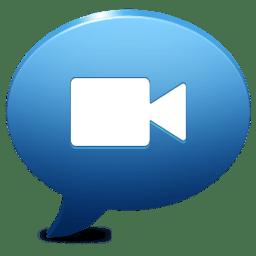 Applic iChat icon