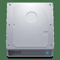 Disk HDD Alt icon