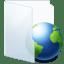 Folder-Light-Web icon