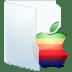Folder-Light-Apple icon