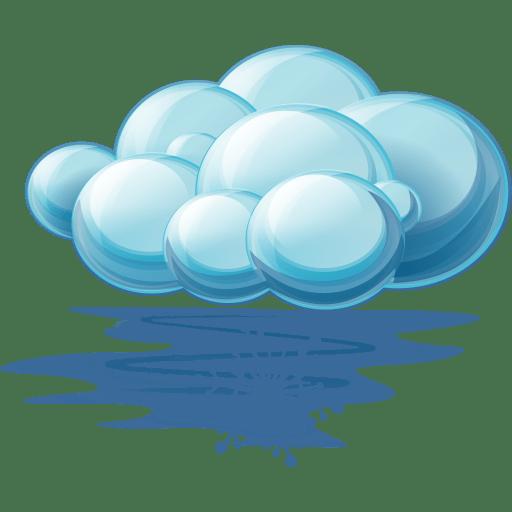 snow icon | large weather iconset | aha-soft team