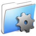 Aqua Smooth Folder Developer icon