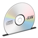 Disc CD RW icon