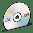 Disc DVD RW icon