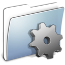 Graphite Smooth Folder Developer icon