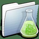 Graphite Stripped Folder Experiments copy icon