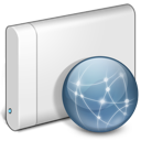 iDisk Graphite icon