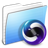 Aqua-Stripped-Folder-Themes icon
