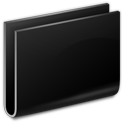 Folder Black Generic icon