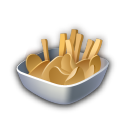 Recipe fast food icon