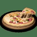 Recipe-pizza icon