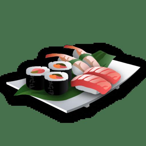 Recipe-sushi icon