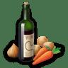 Recipe-wine icon