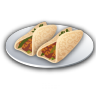 Recipe-wrap icon