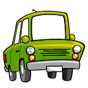Car Green icon