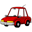 Car Red icon