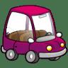 Car-Purple icon