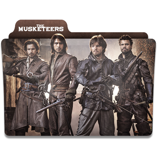 The-Musketeers icon