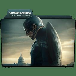 Captain America Winter Soldier Folder 2 icon