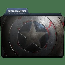 Captain America Winter Soldier Folder 3 icon