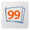Ninety nine designs icon