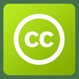Creative Commons icon