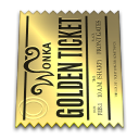 Golden Ticket icon