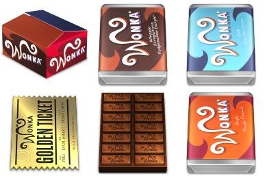 Wonka Industries Icons