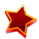 Star empty icon