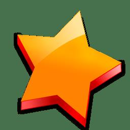 Star full icon