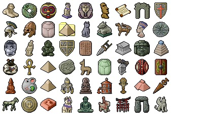 Archaeologicons Icons