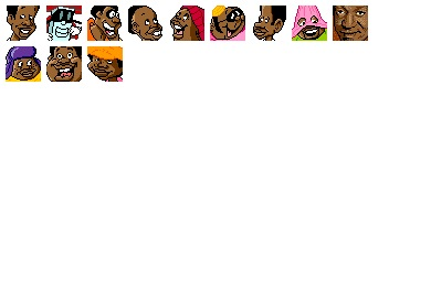 Fat Albert Icons