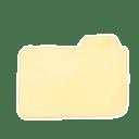Folder Vanilla icon