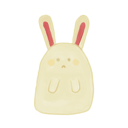 Bunny Sad icon