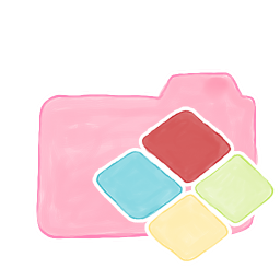 Folder Candy Windows icon