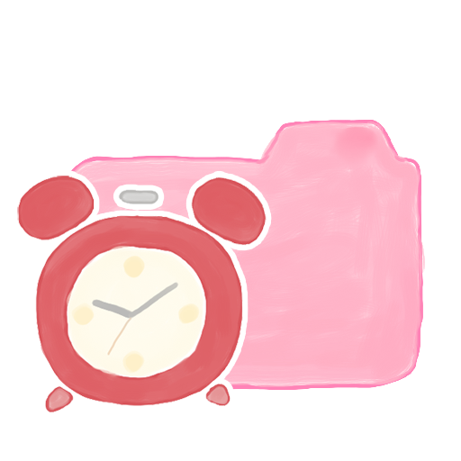 Folder-Candy-Clock icon
