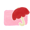 Folder-Candy-Umbrella icon