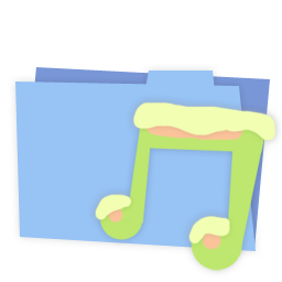 CM B Music 1 icon