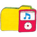 Osd folder y ipod icon