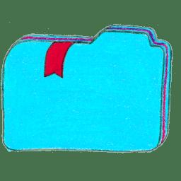 Osd folder b bookmarks 2 icon