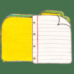 Osd folder y documents icon