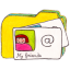 Osd-folder-y-contacts icon